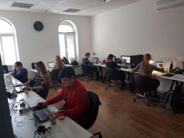 Харьковский Coworking Club