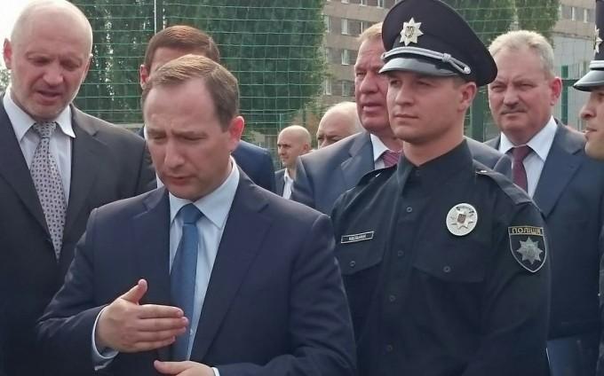 Евгений Мельник и Игорь Райнин. Фото: Вячеслав Мавричев.
