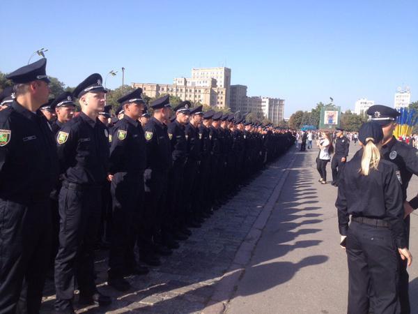 Полиция Харьков