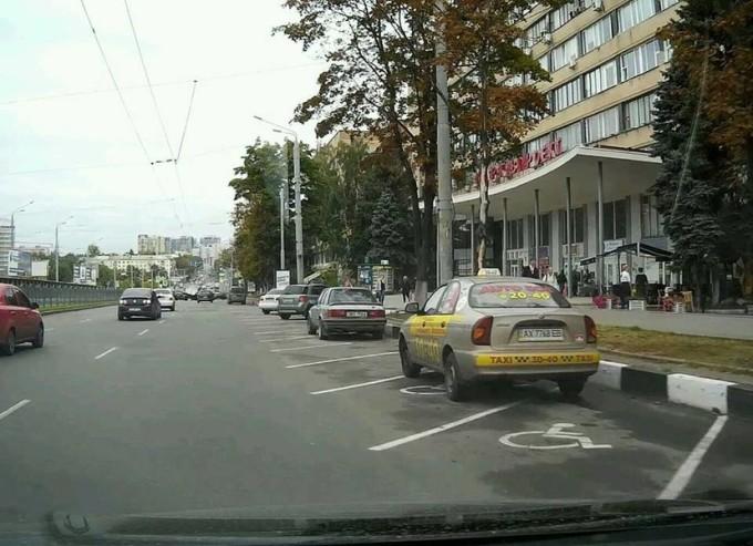 Фото:  очевидцы в группе «Герой парковки».