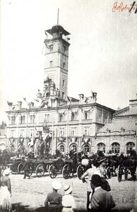 Каланча Харьков