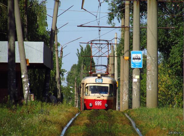 трамвай №26