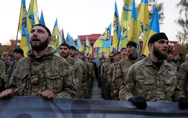 Марш в Харькове