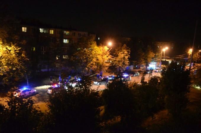 """""""Огни ночного города"""". Фото из соцсети."""