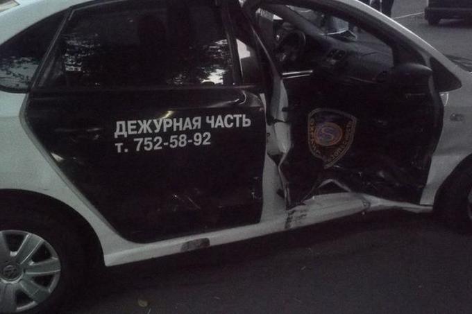 Фото: пресс-служба УГАИ ГУ МВД Украины в Харьковской области.