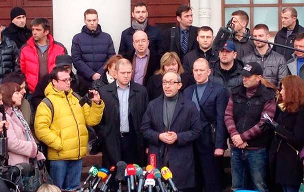 Возвращение Г. Кернеса в Харьков после смены власти