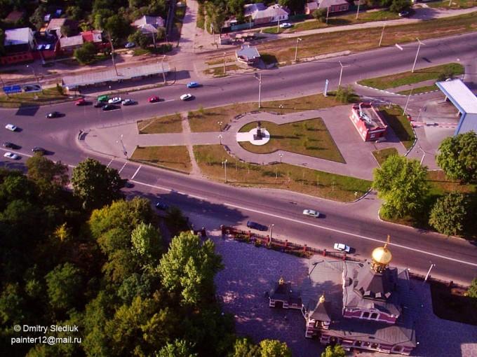 ул.Академика Павлова и Салтовское шоссе