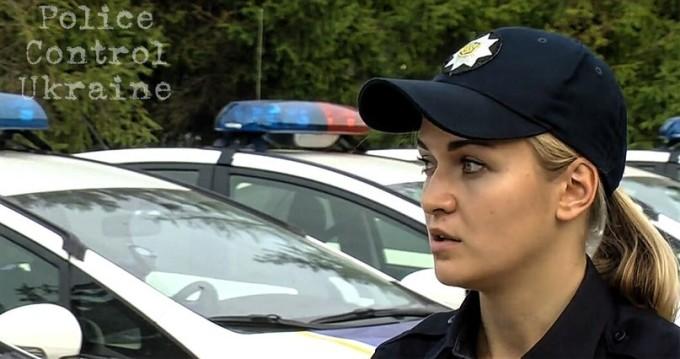 Ольга Юськевич. Фото: Police Control Ukraine