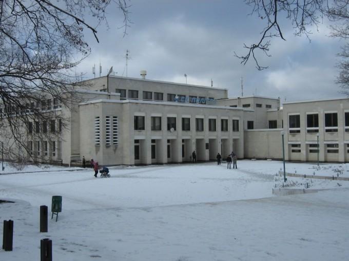 Дворец спорта ХПИ. Фото: harkov.glo.ua
