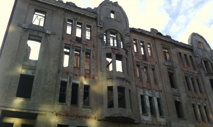 заброшенные здания Харькова
