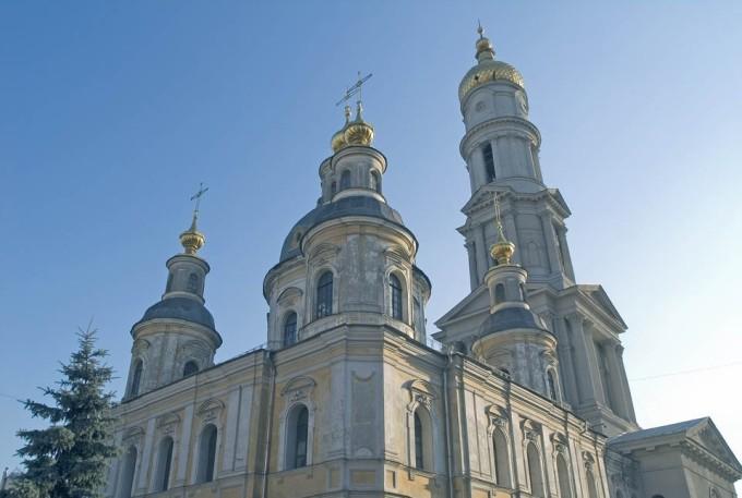 Успенский собор без богослужений