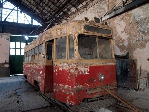 Харьковским трамваям старше шестидесяти