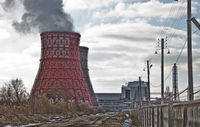 Харьковская ТЭЦ-5. Фото: 112.ua