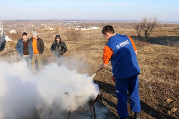 Фото: пресс-центр ГУ ГСЧС Украины в Харьковской области.