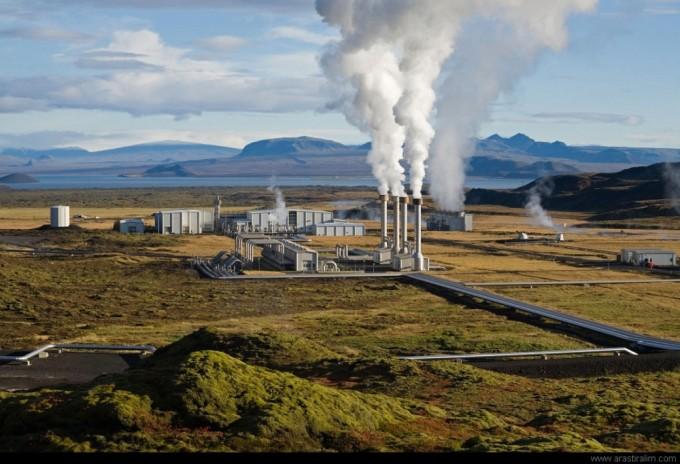 Геотермальная станция Рейкьявика компании Reykjavík Geothermal (Исландия). Фото: diretribune.com