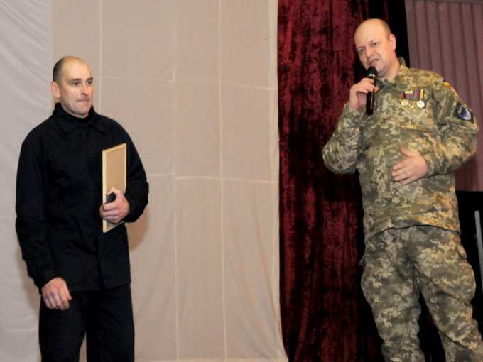 Фото: пресс-центр Управления Государственной пенитенциарной службы Украины в Харьковской области.