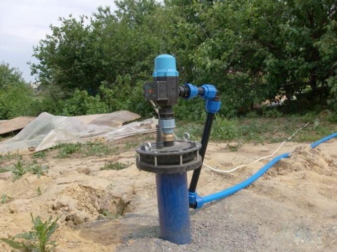 добыча воды