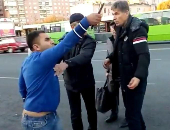 Скриншот из видео Стаса Константинова.