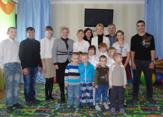 ХОГА нашла способ сохранить центр детской реабилитации