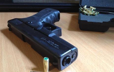 Пистолет «Stalker». Фото: allzip.org