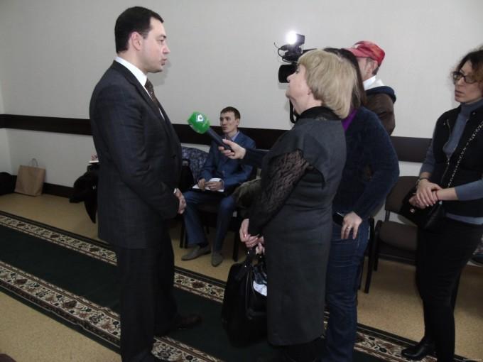Фото: пресс-служба ХОГА.