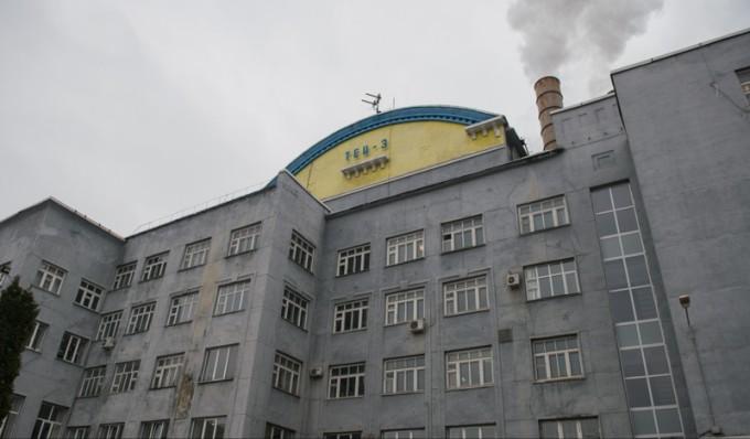 ТЭЦ-3. Фото: пресс-служба Харьковского городского совета.