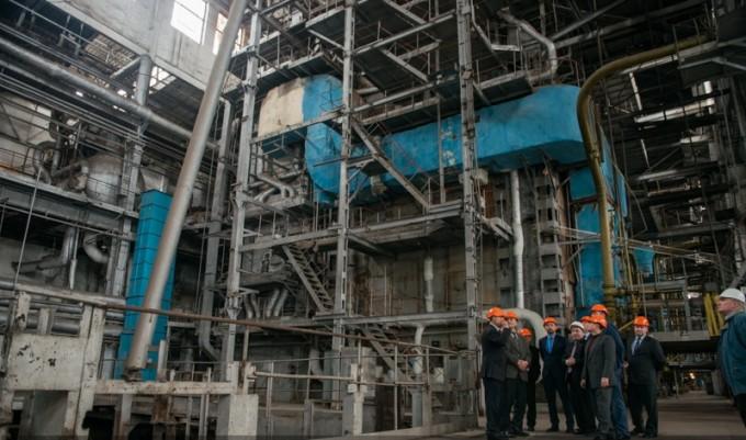 Участники семинара-практикума по энергосбережению посетили ТЭЦ-3. Фото: пресс-служба Харьковского городского совета.