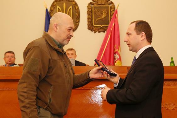 Георгий Тука и Игорь Райнин