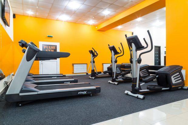 Тренажерный Зал Pulse Gym На Хтз
