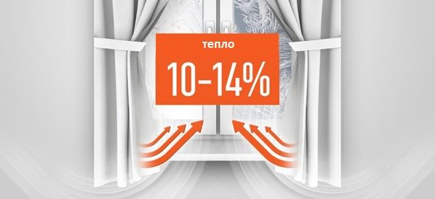 Закрывайте ролеты или шторы на ночь, это позволит экономить тепло, уходящее через окна. Фото: budport.com.ua