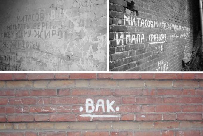 """Лишь небольшая часть """"творчества"""" Олега Митасова."""