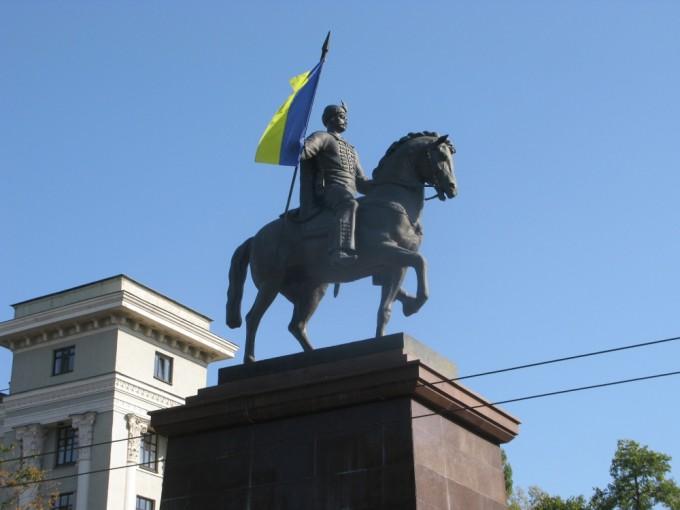 Казак Харьков - легендарный основатель города Харькова. Фото: dozor.kharkov.ua
