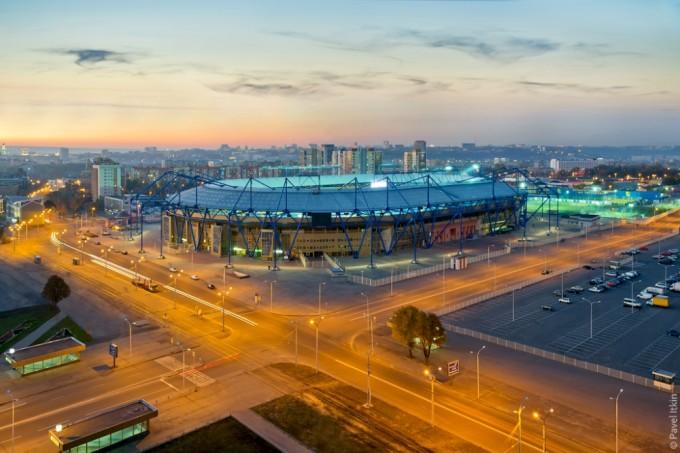 "Стадион ""Металлист"". Автор фото: Павел Иткин."
