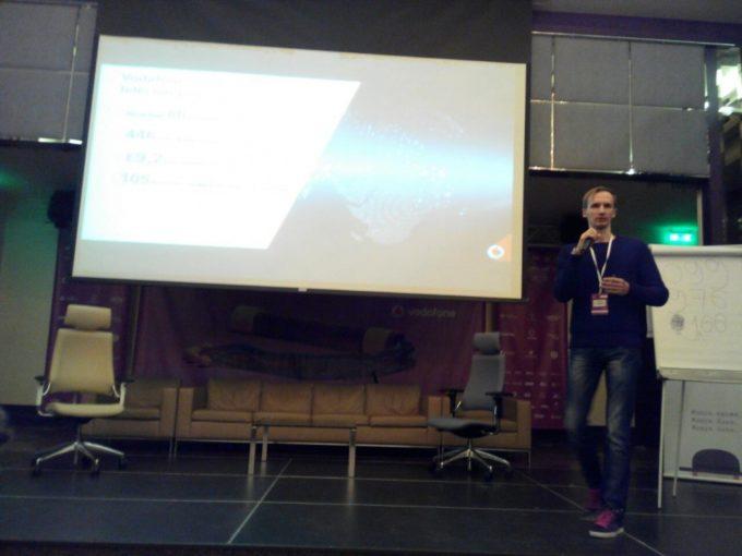 Директор по маркетингу Vodafone Олег Решетин