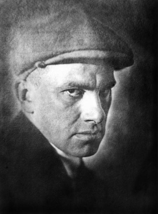 Владимир Владимирович Маяковский. Фото: ciml.250x.com