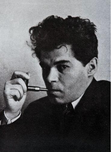 Основоположник и теоретик украинского футуризма Михайль Семенко. Фото: museumlit.org.ua