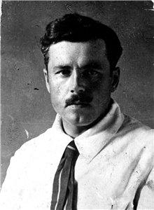 Украинский писатель и поэт Олекса Слисаренко. Фото из фонда Харьковского литературного музея.