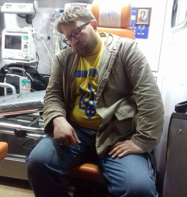 ВХарькове ночью избили известного активиста