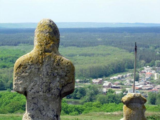Гора Кременец