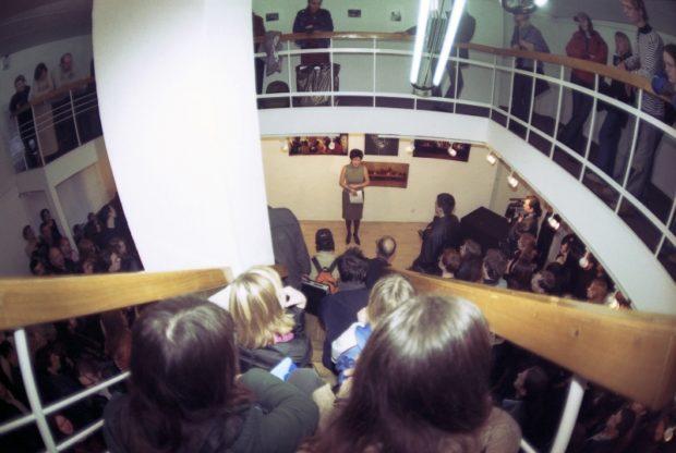 Ночь Музеев 2011 в Харьковской городской художественной галерее