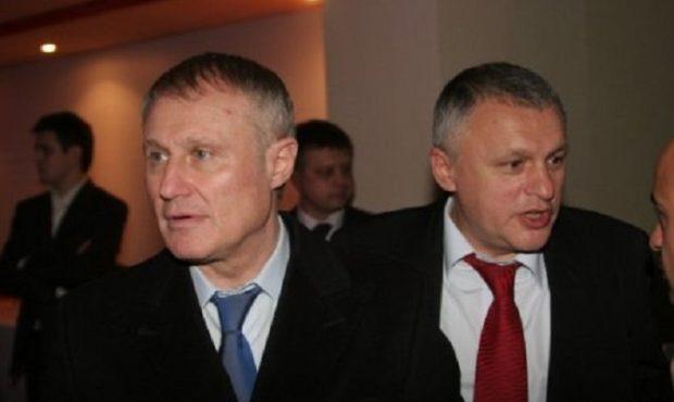 Игорь и Григорий Суркисы. Фото: www.capital.ua