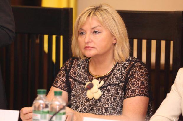 Ирина Луценко, фото ХОГА