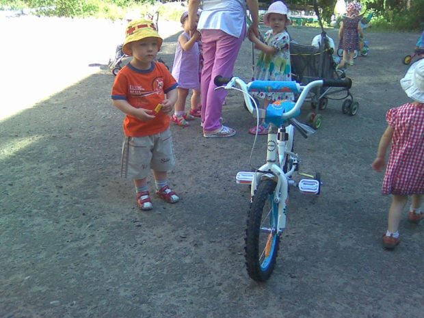 велосипеды в зону АТО