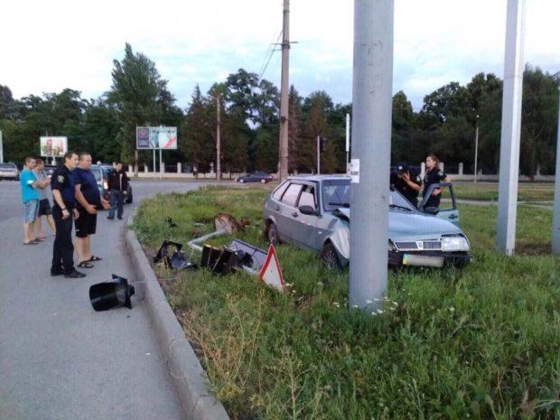 Фото: пресс-служба патрульной полиции