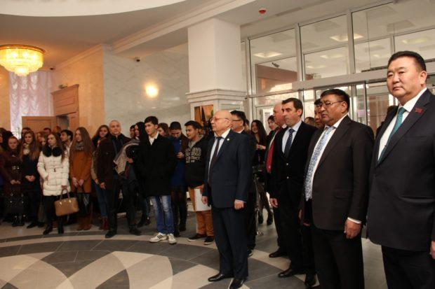 ХНЭУ, факультет подготовки иностранных студентов