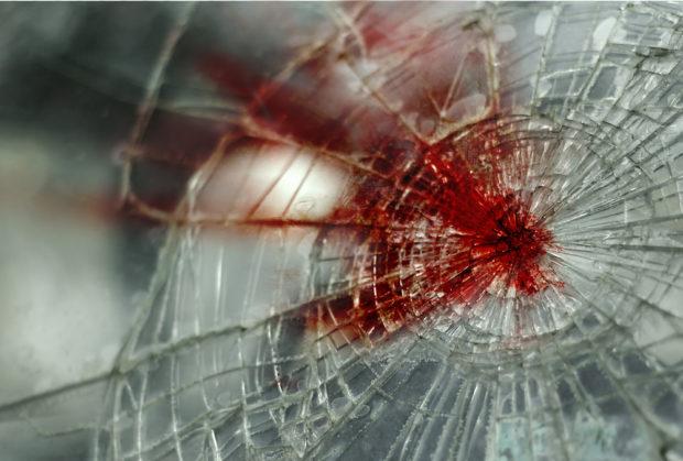 НаХарьковщине автомобиль полицейских насмерть сбил пешехода
