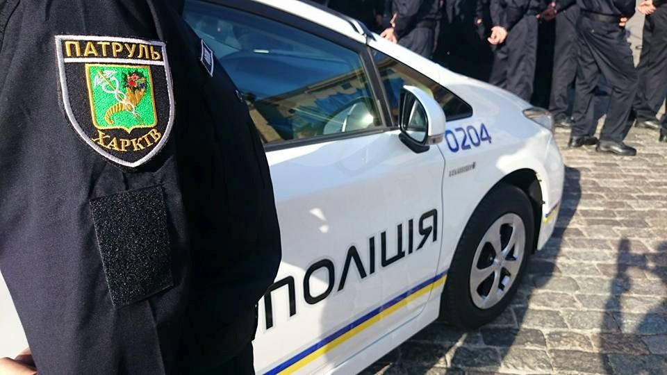 Харьковские полицейские сняли социальный ролик о своей работе