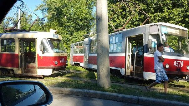 трамвайный дрифт