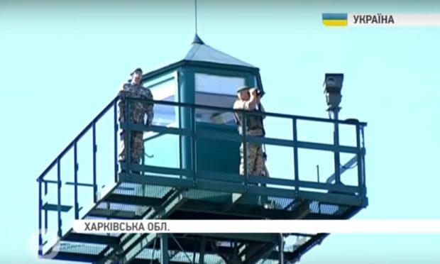 башня на солнечной батарее