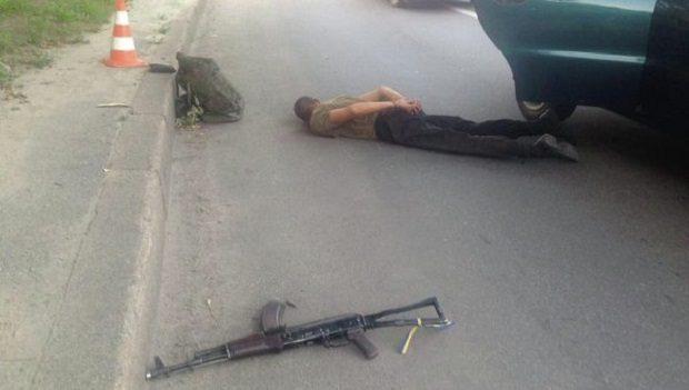 стрельба в такси Харьков